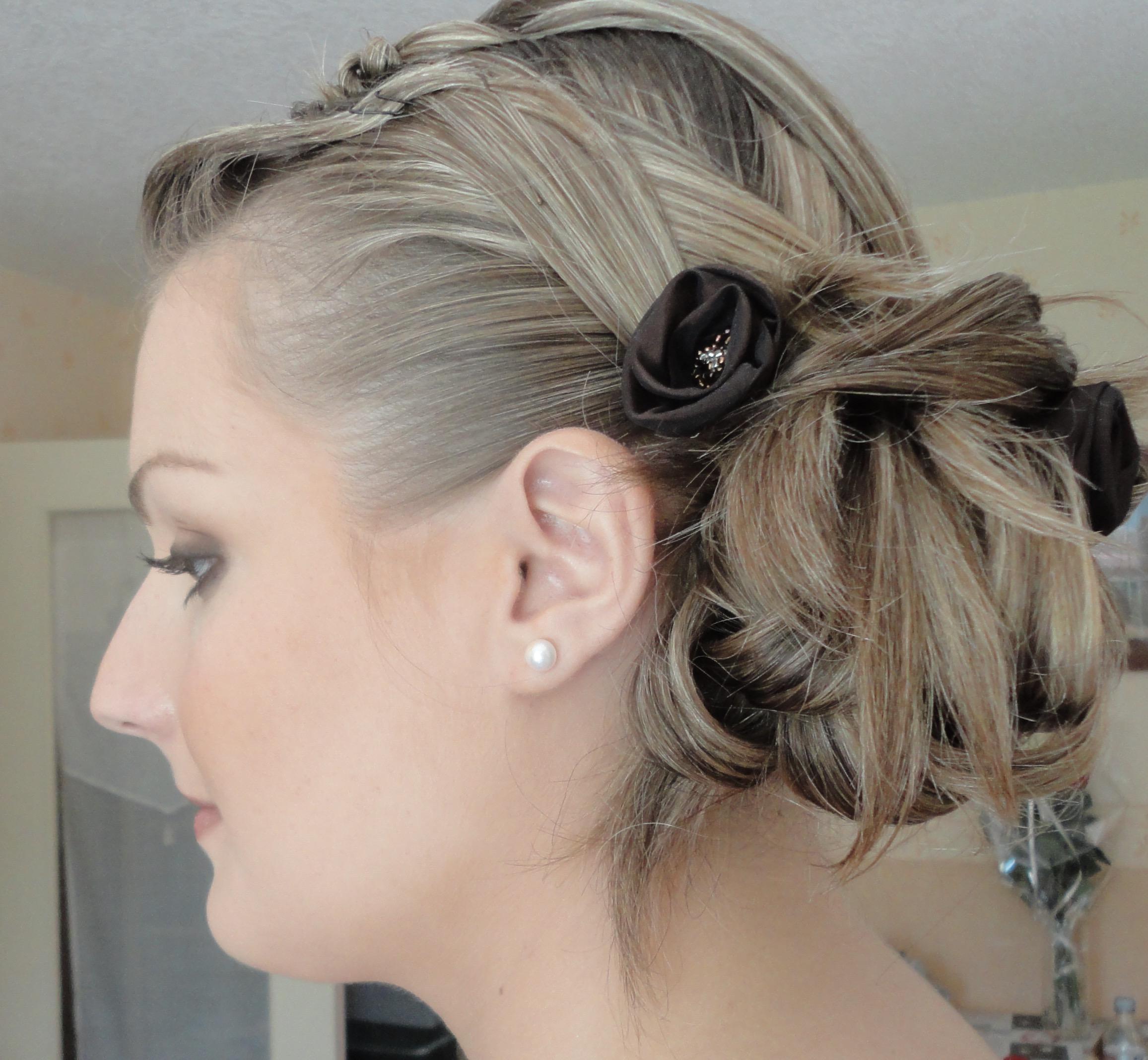 Robe bustier longue rebrodée de perles #14