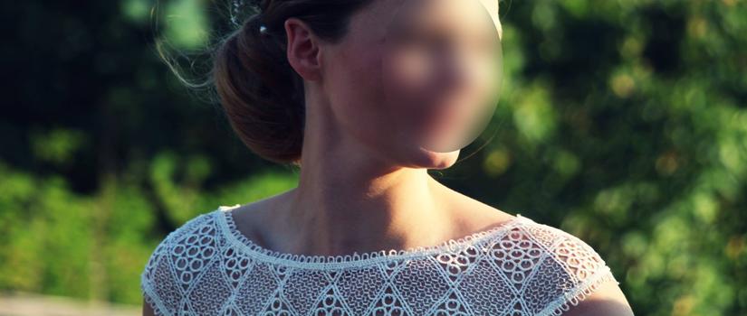 Robe de mariée princesse (Partie 2 – Détails)